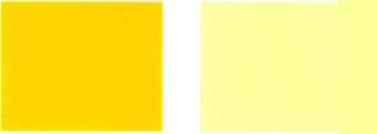 Pigment gul-180-Color